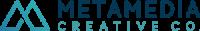 Metamedia Creative Logo 300x47px